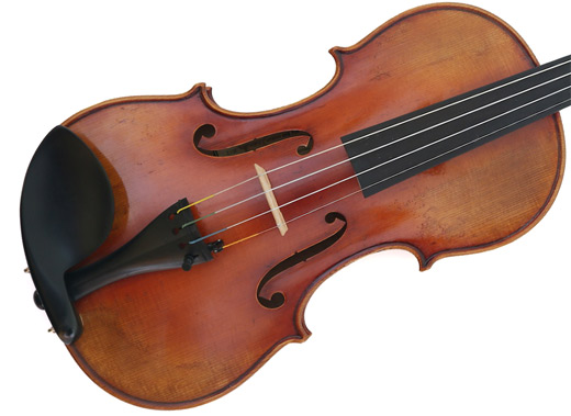 Violin: King Joseph Guarneri